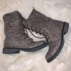 Roxy Shoes - Roxy Seattle Combat Boot